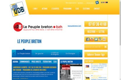 Union democratique bretonne