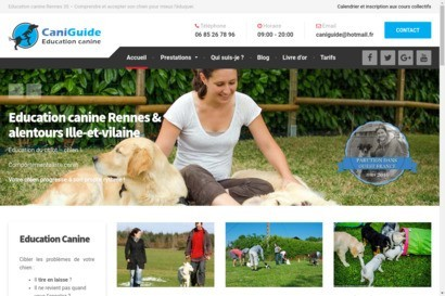 Education canine rennes | caniguide