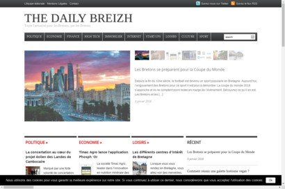The daily breizh