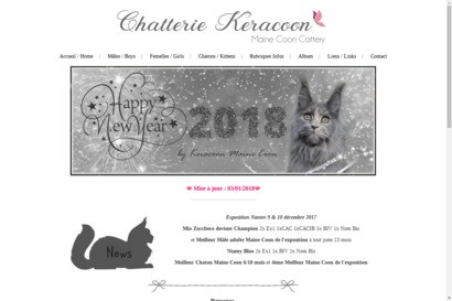 Chatterie keracoon