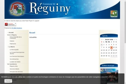 commune de reguiny