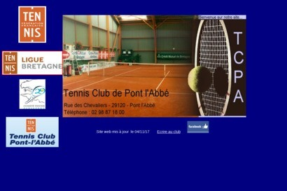 Tennis Club Pont l Abbe