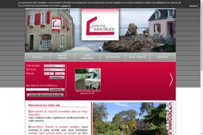 ploneour immobilier, Immobilier finistere, ploneour Lanvern