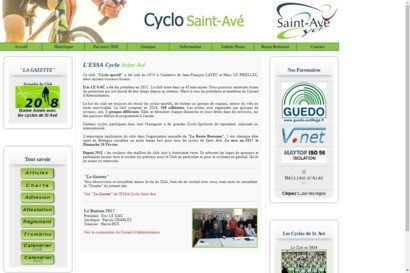 Cyclo Saint-Ave