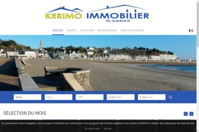 Agence immobiliere KERIMO Binic