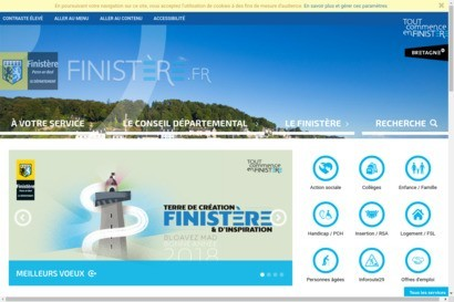 Conseil general - Finistere
