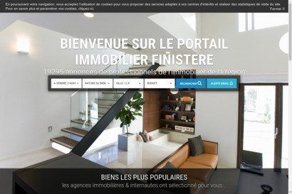 Immobilier Finistere