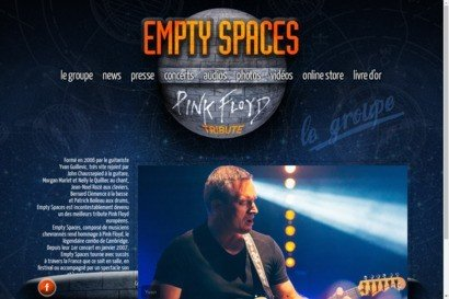 Empty Spaces - Tribute francais a Pink floyd