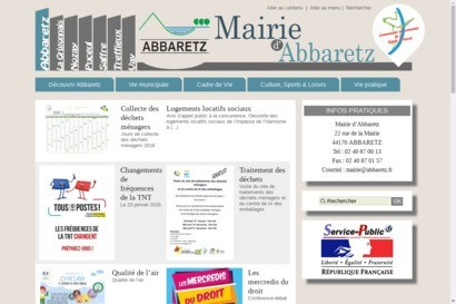 Site officiel de la commune d Abbaretz