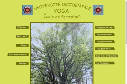 Universite occidentale de Yoga