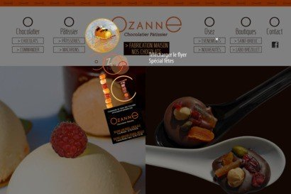 Patisserie Chocolaterie Ozanne - Saint Brieuc