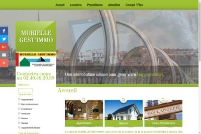 Murielle gest immo -  immobilier - location immobiliere - gestion immobiliere