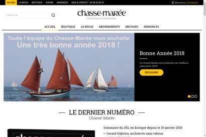 Le chasse-maree