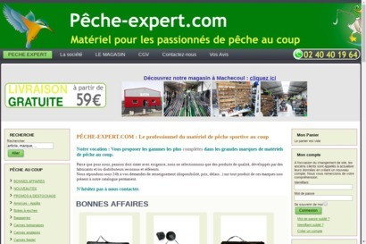 Article de peche