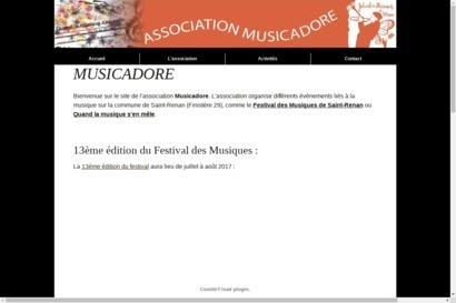Association musicadore