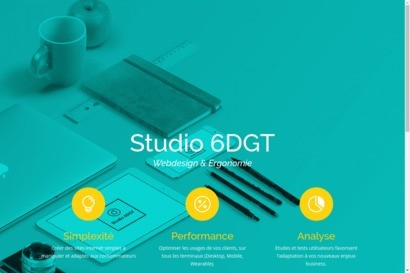 Studio 6DGT communication & direction artistique