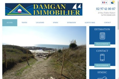 Damgan immobilier