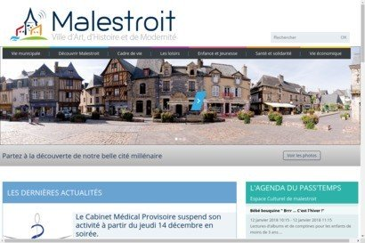 Point Information Touristique de Malestroit